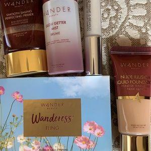 Wander Makeup